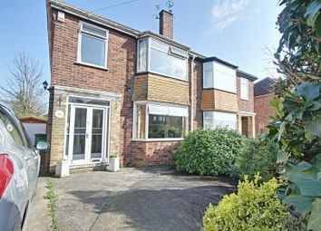 Thumbnail 3 bed semi-detached house for sale in Riverview Avenue, North Ferriby