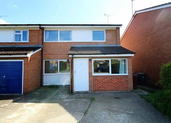 Thumbnail 4 bedroom semi-detached house for sale in Dumbarton Way, Caversham, Reading