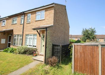 Thumbnail 2 bed end terrace house to rent in Tiverton Way, Frimley, Camberley