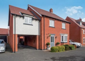Thumbnail 4 bed property to rent in Brunel Way, Church Gresley, Swadlincote