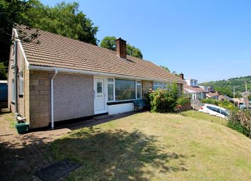Thumbnail 3 bed semi-detached bungalow for sale in Coed Isaf Road, Measycoed, Pontypridd