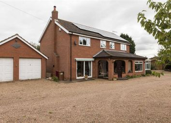 Thumbnail 5 bedroom property for sale in Knightsbridge Road, Messingham, Scunthorpe