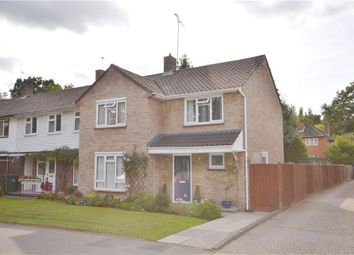 Thumbnail 4 bed end terrace house for sale in Ralphs Ride, Bracknell, Berkshire