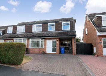 Thumbnail 4 bed semi-detached house for sale in Hazeldene Road, Trentham, Stoke-On-Trent