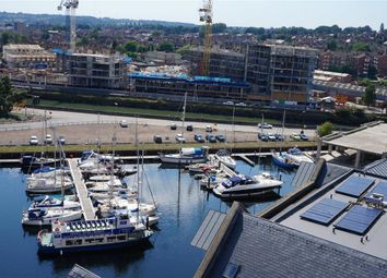 Thumbnail 2 bed flat to rent in The Cambria, Regatta Quay, Ipswich