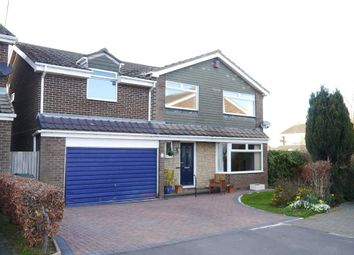 Thumbnail 5 bedroom detached house for sale in Bracken Close, Dinnington Green, Dinnington, Newcastle Upon Tyne