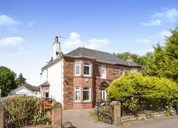 4 bed semi-detached house for sale in Titwood Road, Glasgow G41