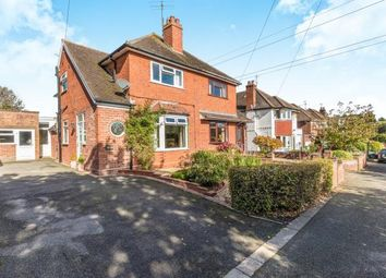Thumbnail 4 bedroom semi-detached house for sale in Newland Crescent, Rushwick, Worcester, Worcestershire