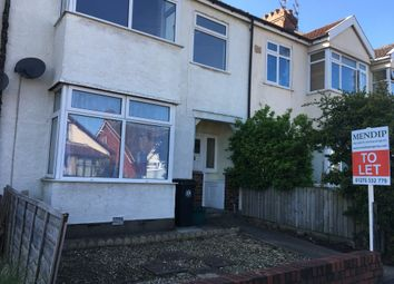 Thumbnail 3 bed town house to rent in Filton Grove, Bristol