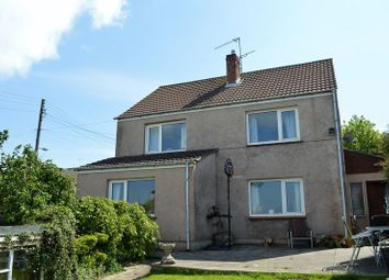 Thumbnail 3 bed detached house for sale in Valley Road, Bilson, Cinderford