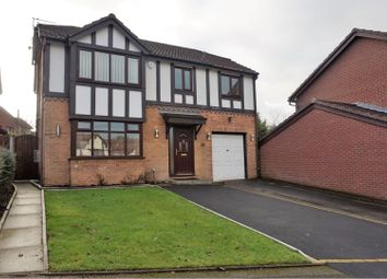 5 bed detached house for sale in Gildersdale Drive, Manchester M9