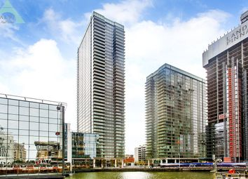 Thumbnail 1 bed flat for sale in Landmark East Tower, 24 March Wall, London