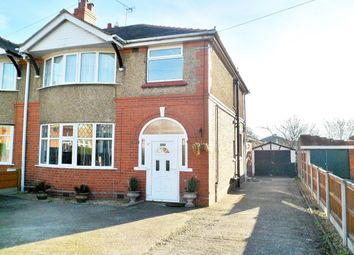 Thumbnail 3 bedroom semi-detached house for sale in Belvedere Drive, Wrexham