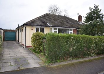 Thumbnail 2 bed semi-detached bungalow for sale in Hall Park Avenue, Crofton, Wakefield