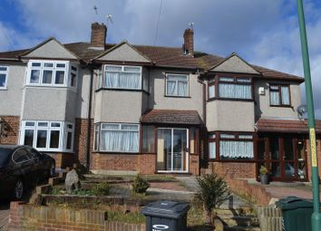Thumbnail 3 bed terraced house to rent in Berkeley Crescent, Dartford