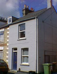 Thumbnail 3 bed terraced house to rent in Madras Road, Cambridge