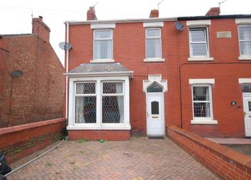 Thumbnail 4 bed end terrace house to rent in Pedders Lane, Blackpool