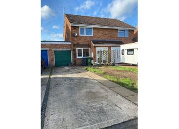 Thumbnail 3 bed semi-detached house for sale in Dimore Close, Gloucester