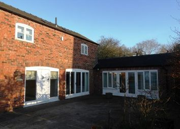 Thumbnail Detached house for sale in Congleton Road, Sandbach, Cheshire