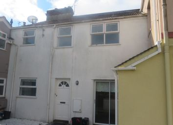 Thumbnail 2 bed terraced house for sale in Preston Down Road, Preston, Paignton