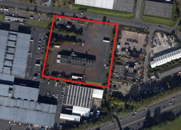 Thumbnail Land to let in Site, 130 Blochairn Road, Glasgow