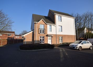 Thumbnail 2 bed town house for sale in Heathlands Grange, Burton-On-Trent