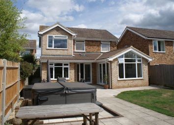 Thumbnail 4 bed detached house for sale in Rylstone Close, Maidenhead