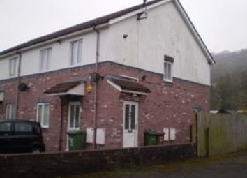 Thumbnail 1 bed flat to rent in Tredegar Terrace, Risca, Newport.
