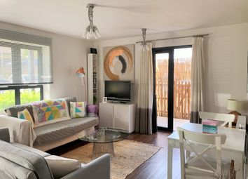 Thumbnail 1 bed flat for sale in Palm Court, Palmers Green, Enfield