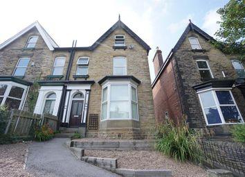 Thumbnail 6 bedroom semi-detached house for sale in Crookesmoor Road, Crookesmoor