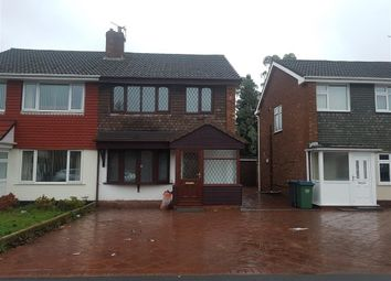 Thumbnail 3 bedroom property to rent in Andrew Road, West Bromwich