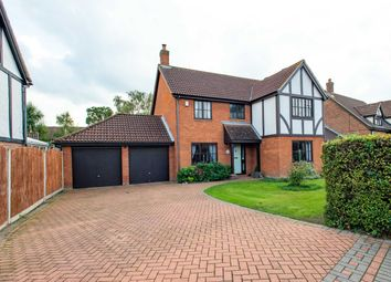 4 bed detached house for sale in Maple Leaf Drive, Sidcup DA15