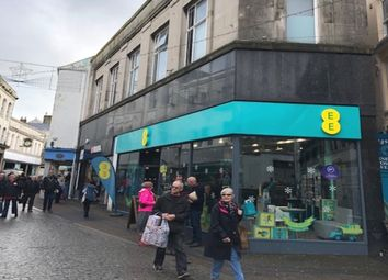 Thumbnail Retail premises for sale in Market Street, Falmouth