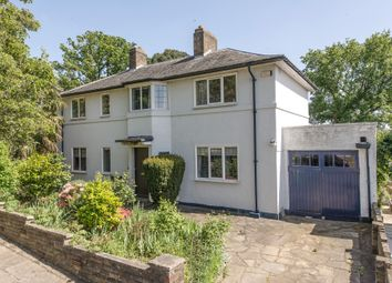 Thumbnail 4 bed detached house for sale in Durrington Park Road, London