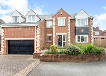 Thumbnail 5 bed detached house for sale in Upper Wortley Road, Thorpe Hesley, Rotherham