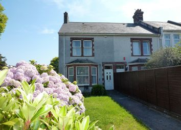 Thumbnail 3 bedroom end terrace house for sale in Ryder Road, Plymouth