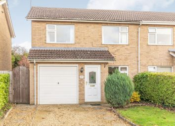 Thumbnail 3 bed semi-detached house to rent in Birch Road, Stamford