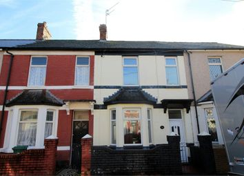 Thumbnail 2 bedroom terraced house for sale in St. Stephens Road, Newport
