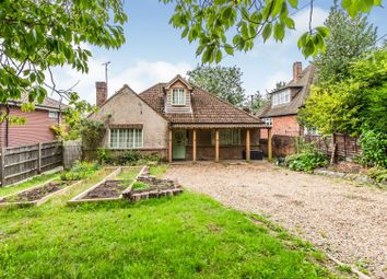 Pilgrims Way, Trottiscliffe, West Malling ME19. 3 bed detached house for sale