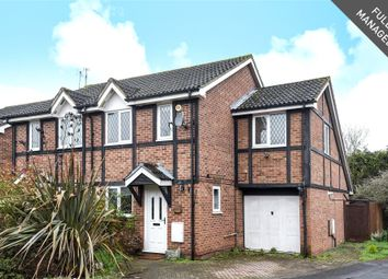Thumbnail 3 bed semi-detached house to rent in Sandstone Close, Winnersh, Wokingham, Berkshire