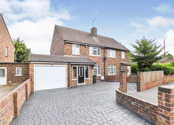 Thumbnail 3 bed semi-detached house for sale in St. Vincents Avenue, Dartford