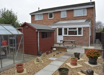 Thumbnail 3 bed semi-detached house for sale in Lincoln Close, Tewkesbury Park, Tewkesbury, Gloucestershire