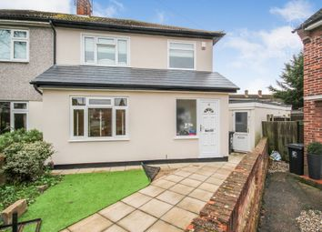Thumbnail 3 bed end terrace house for sale in Colebrook Gardens, Loughton, Essex