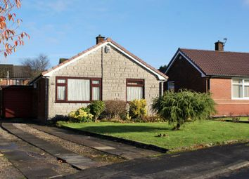 Thumbnail 2 bedroom detached bungalow for sale in Dewhurst Road, Harwood, Bolton
