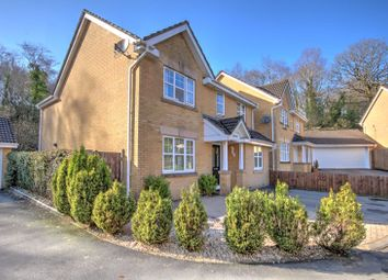 4 bed detached house for sale in Coed Gelli Parc, Cwmgelli, Blackwood NP12