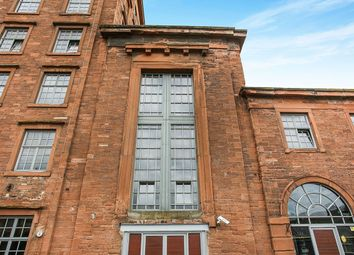 Thumbnail 1 bedroom flat for sale in Shaddongate, Carlisle