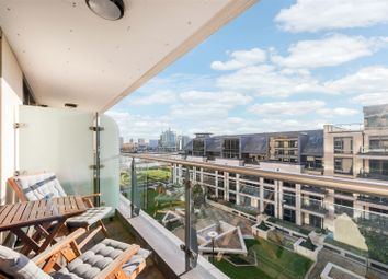 Thumbnail 2 bed flat for sale in Consort House, Lensbury Avenue, Imperial Wharf, London