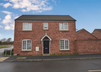 3 bed detached house for sale in Spring Close, Moulton, Northampton NN3