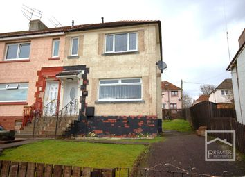 Thumbnail 2 bed end terrace house for sale in Montalto Avenue, Motherwell