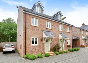 Thumbnail 3 bed semi-detached house for sale in Oak Farm Close, Milcombe